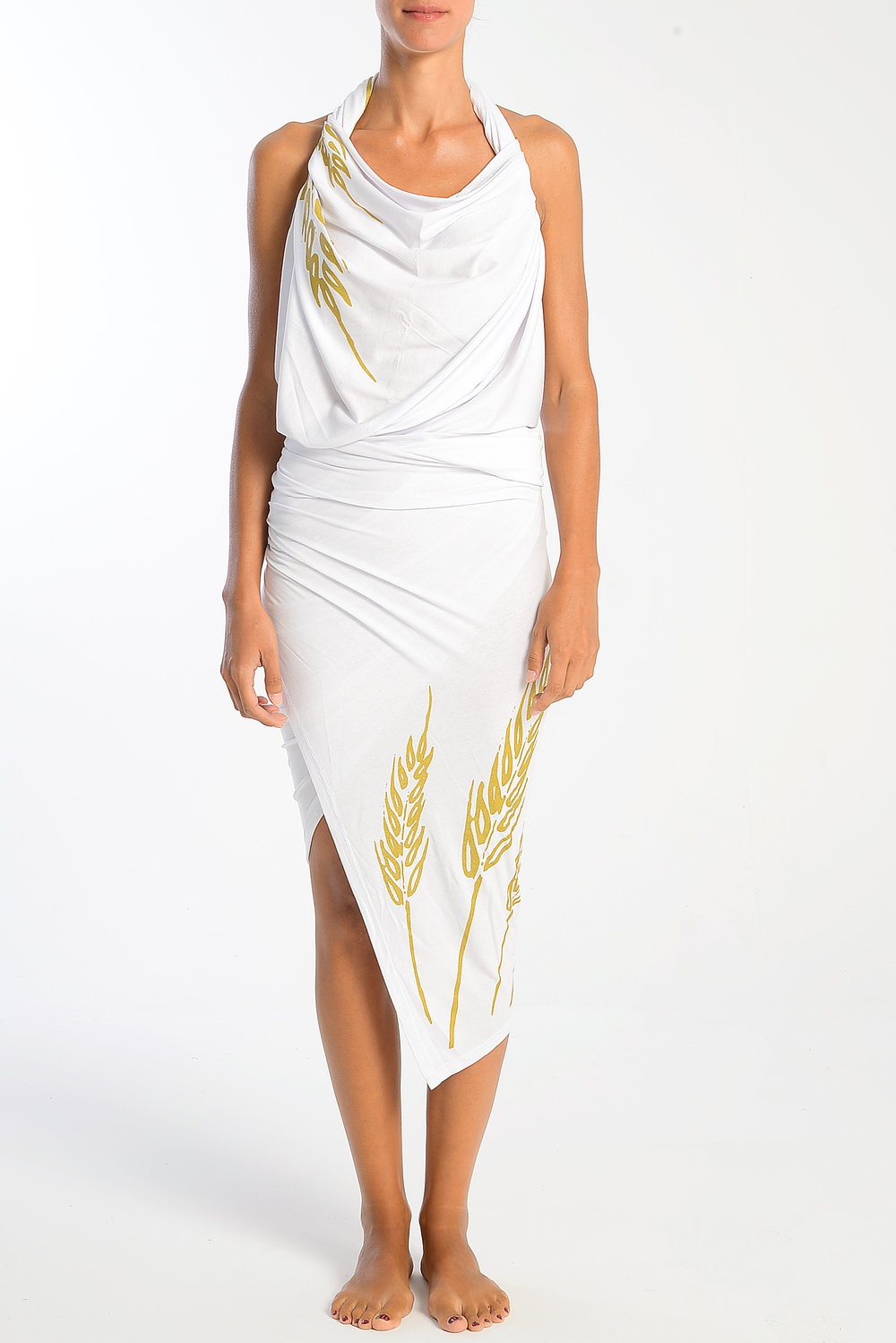 demetra-golden-on-white-viscose-wrap-as-twisted-maxi-dress-front.jpg