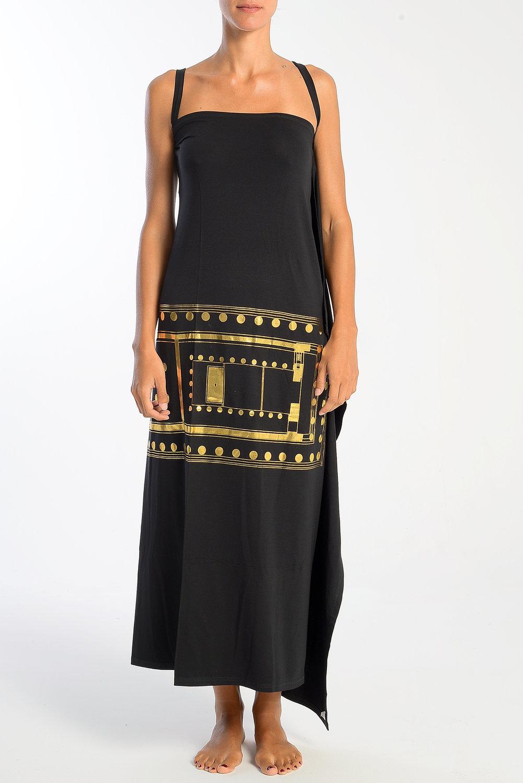 wrap-pareo-dress-golden-foil-on-balck-parthenon-ready.jpg