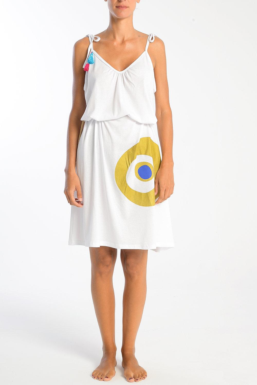 evil-eye-golden-on-strap-women-dress-with-belt-front.jpg