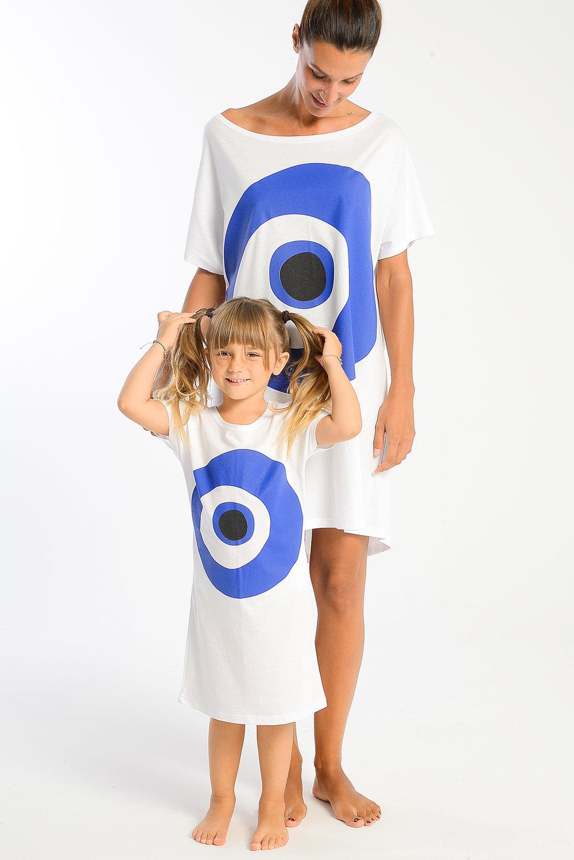evil-eye-blue-t-shirt-dress-kids-with-mom.jpg