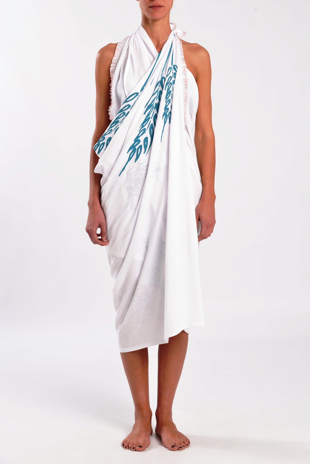 demetra-blue-on-white-cotton-with-trimming-wraped-as-dress-front-1.JPG