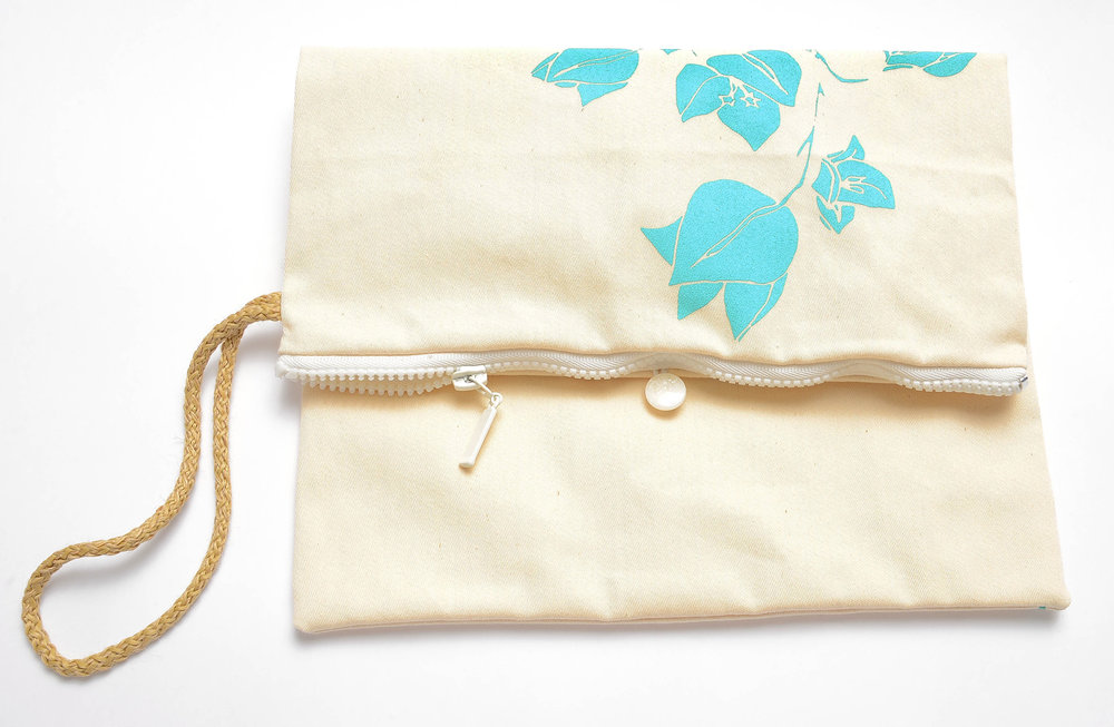 Boukamvillea-turquoise-on-white-canva-clutch.jpg