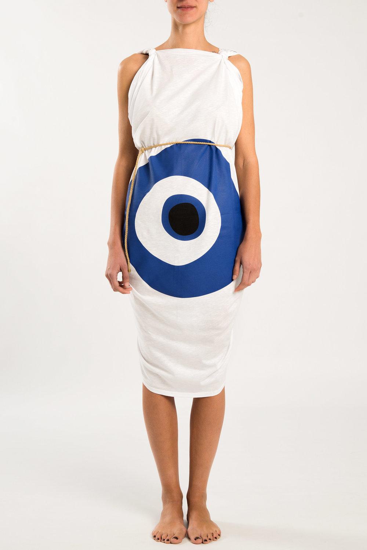 evil eye-pareo-blue-on-white-cotton-dress-front.jpg