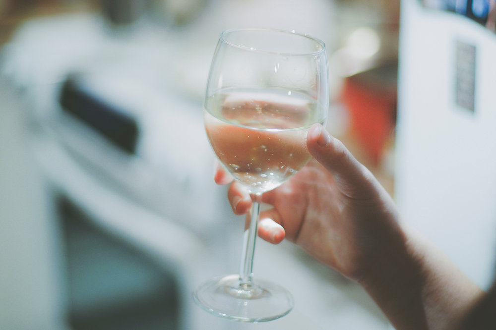 White Wine Increases Chance of Skin Cancer