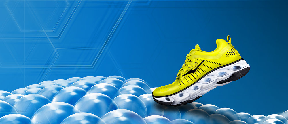 ERKE Air Cushioning Shoes