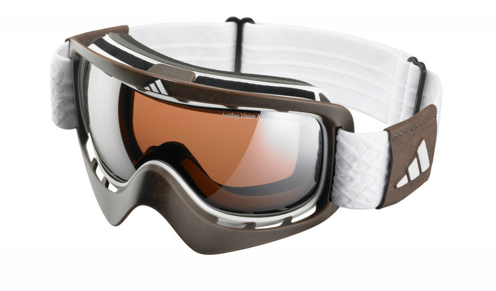 Adidas eyewear for skiing, stocked at David Faulder Opticians