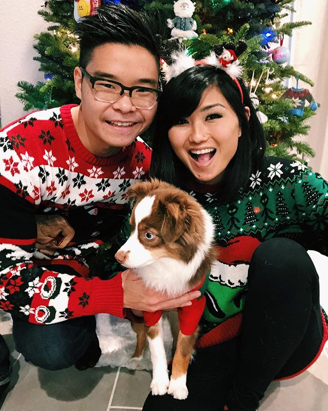 Thank you guys for coming to our first annual UGLY SWEATER PARTY! It was soooo much fun seeing everyone's ugly ass sweaters 😜🧶🧵
