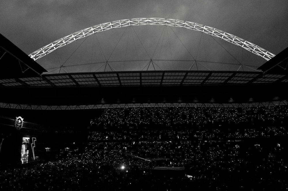 Wembley Stadium / London