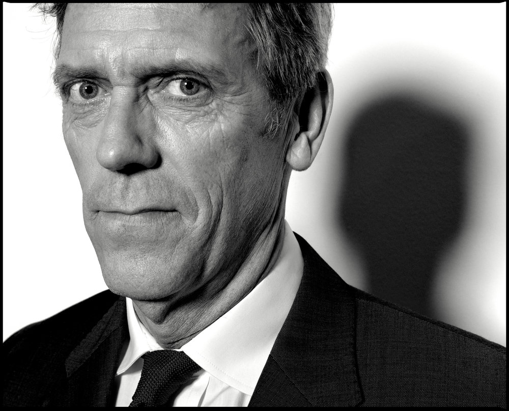 Hugh Laurie - <br>Actor, Musician