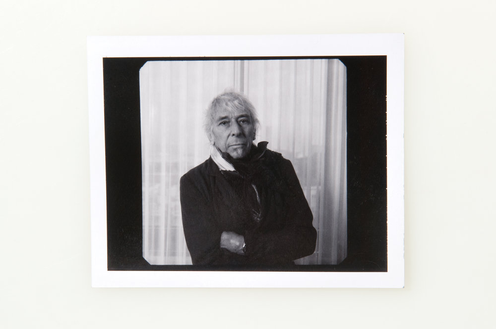 John Cale -<br> Polaroid Type 664