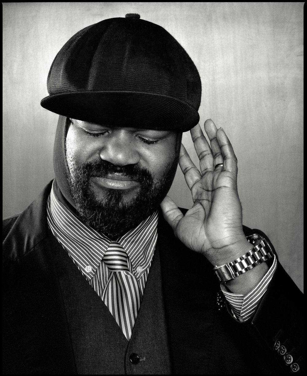 Gregory Porter - Singer, Songwriter