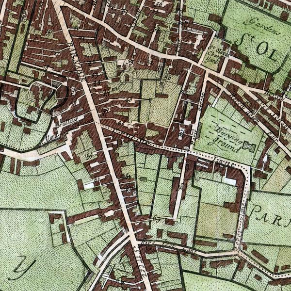 Antique Maps of London