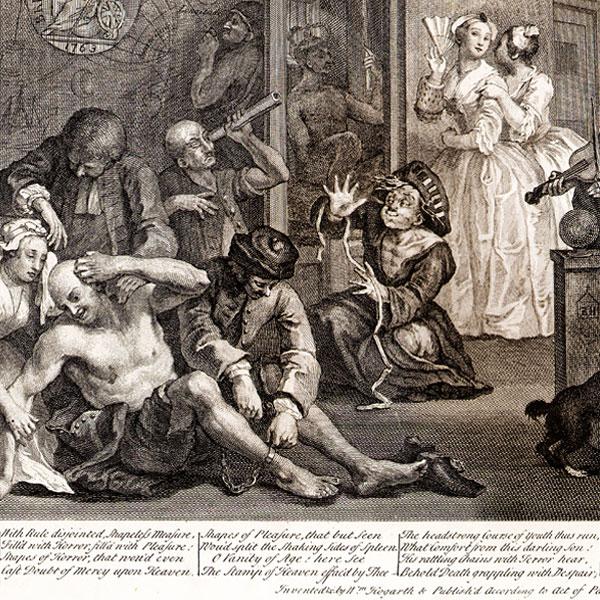 William Hogarth Prints