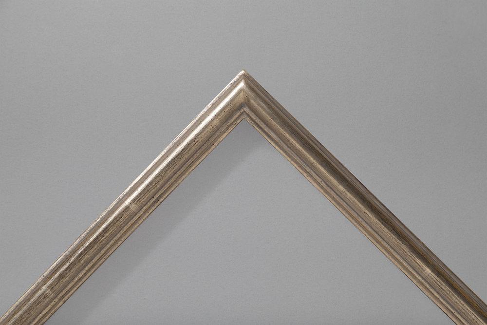 Silver arch top box
