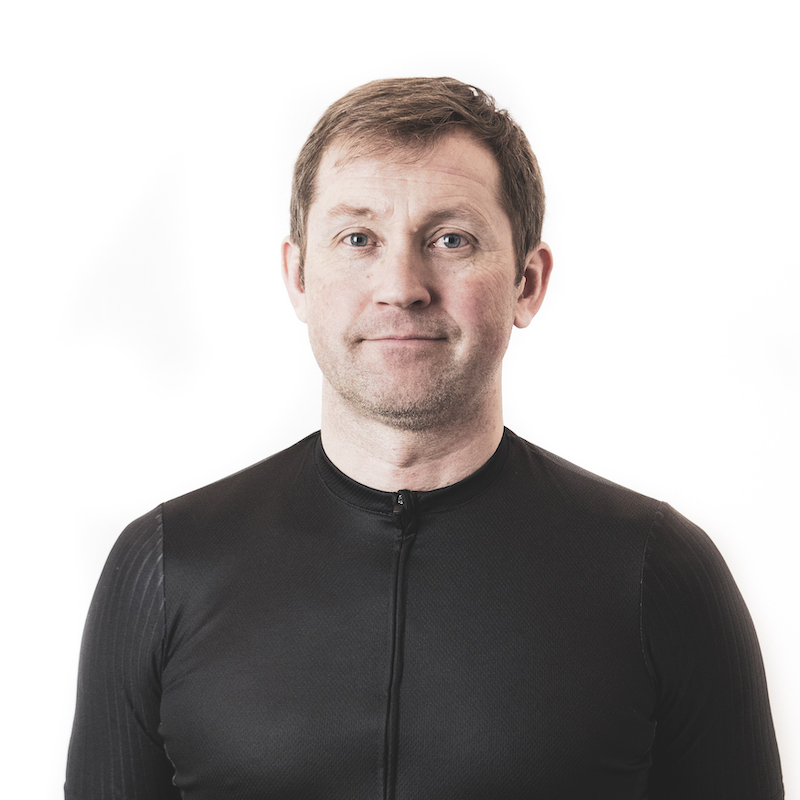 Shaun Tyson: Team Manager and Rider.