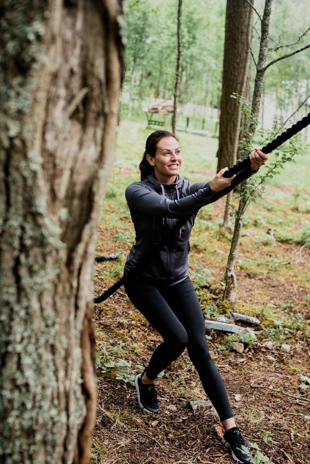 Training tights women