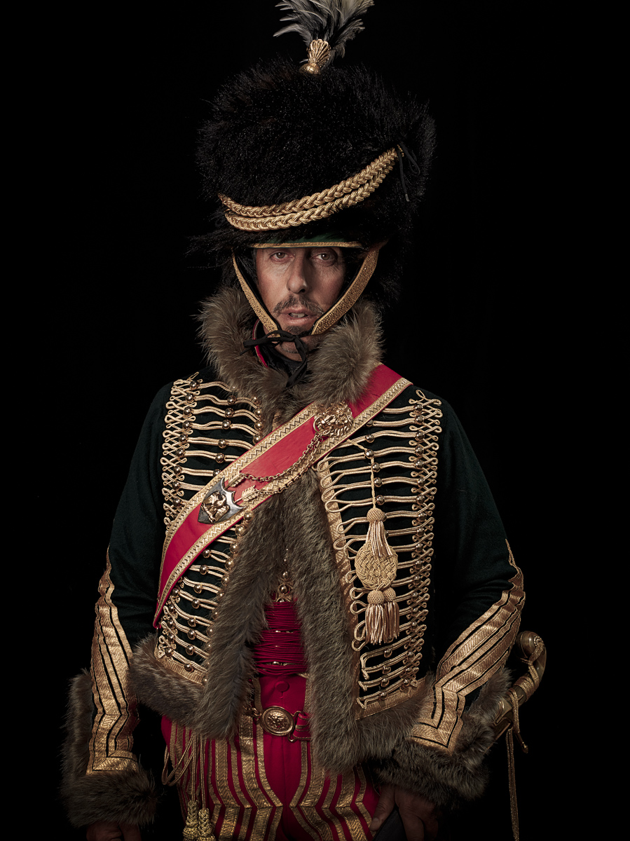 Officer, 7e Régiment de Hussards, France