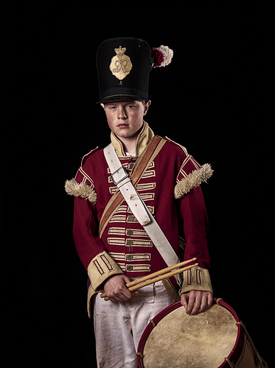 Drummer, 52nd (Oxfordshire) Regiment of Foot, Britain