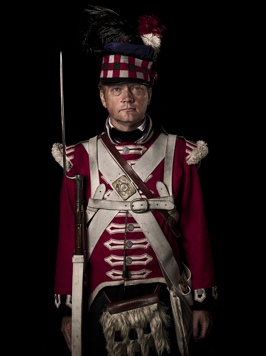 Private, 42nd Royal Highland Regiment of Foot, (The Black Watch), Britain