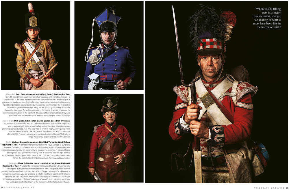 The Telegraph Magazine