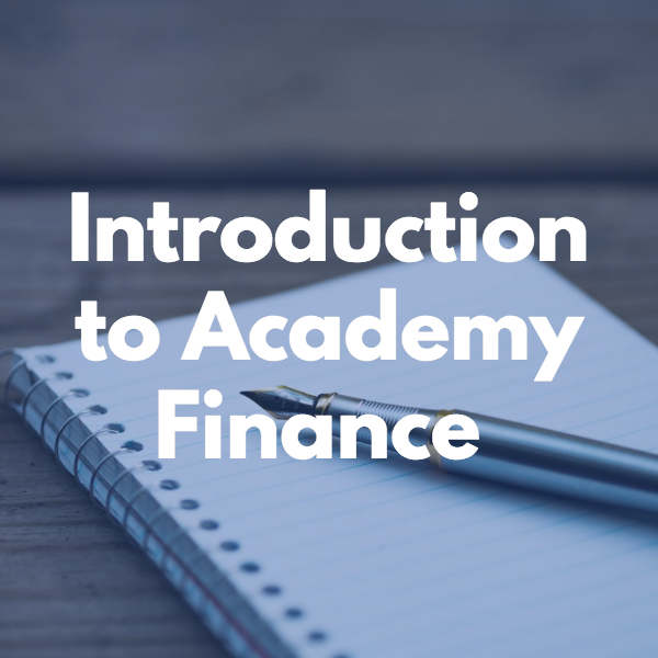 Intro to Academy Finance