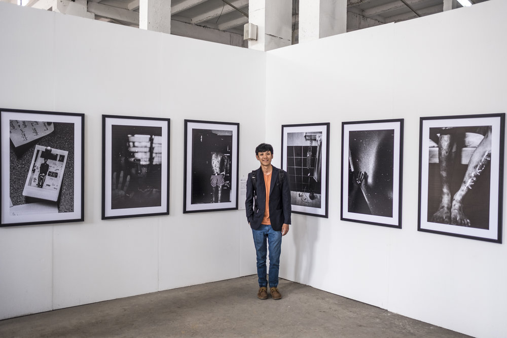 17th PingYao International Photography Festival, Shanxi, China PR.