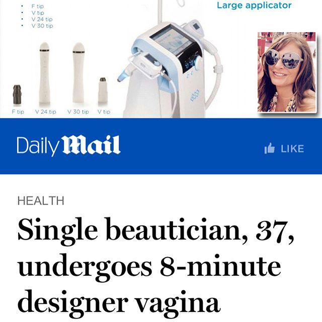 Client BTL Aesthetics are featured in @dailymail today following the launch of their #btlexilisultra360 #pr