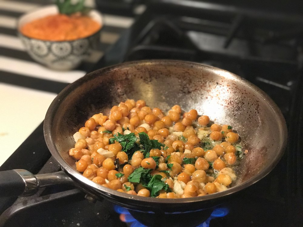 Valicenti Pasta Farm's Romesco Sauce Recipe