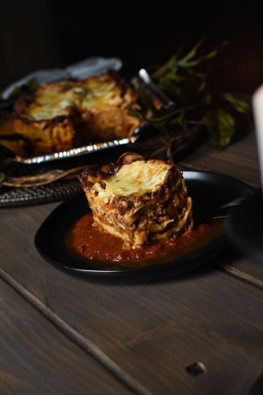 Valicenti Pasta Farm's - Classic Lasagna Bolognese