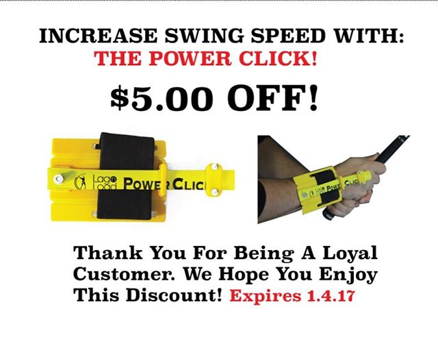 ENTER promo code POWERFIVE on our website at www.evershedgolf.com