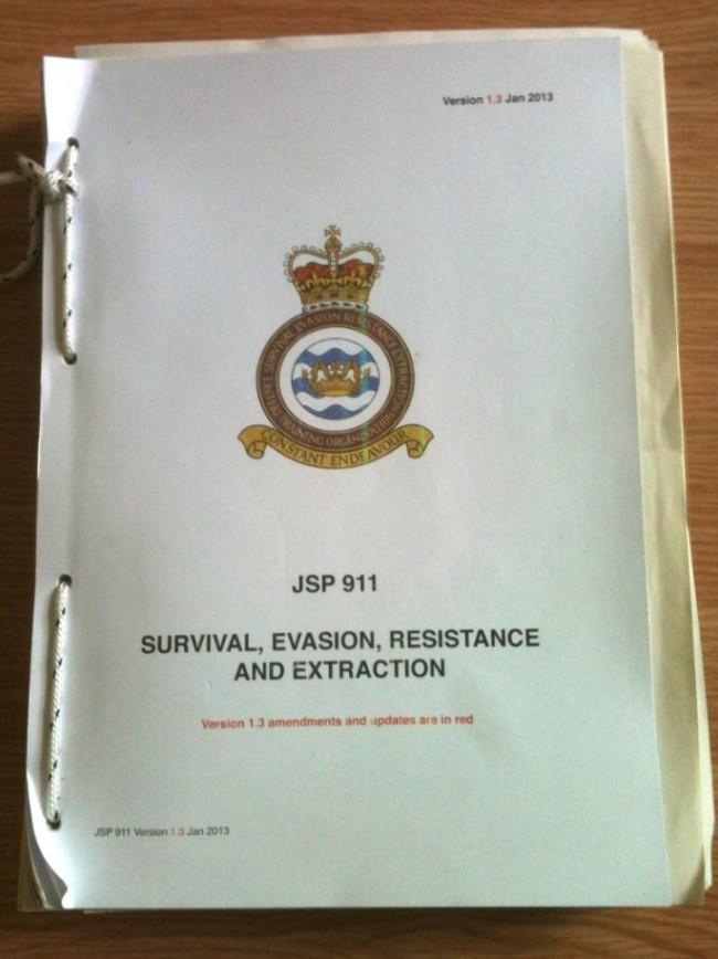 JSP 911 v1.3