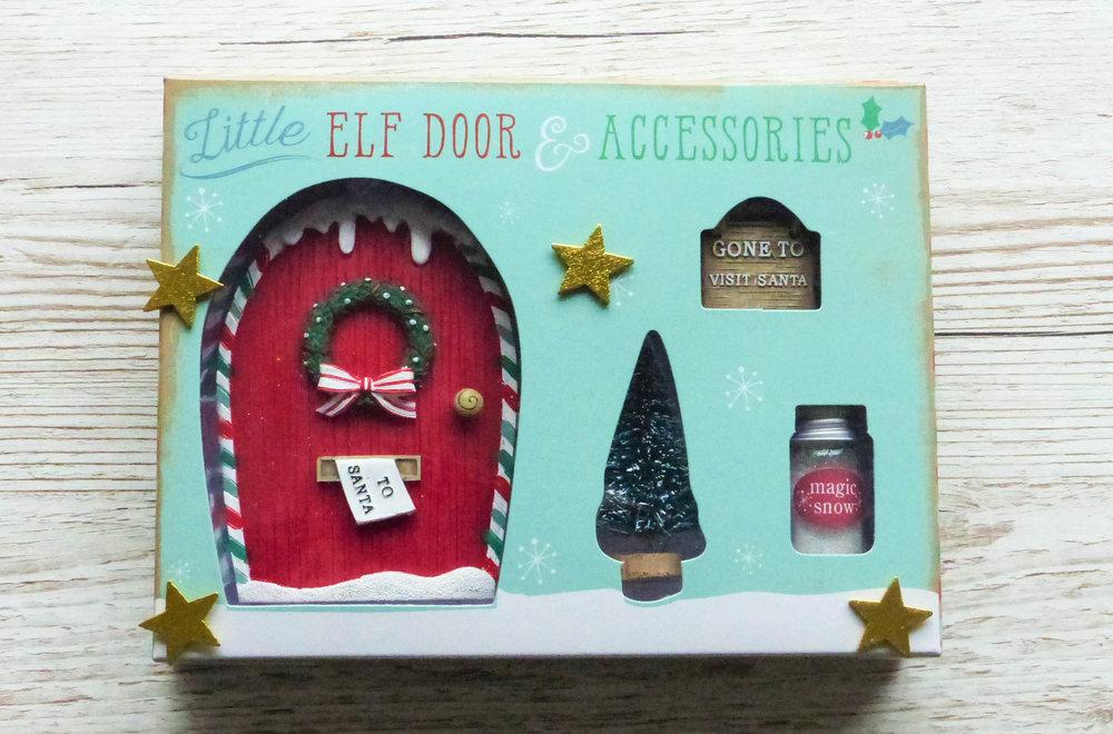 Elf Door & Elf Door u2014 Not Socks Again