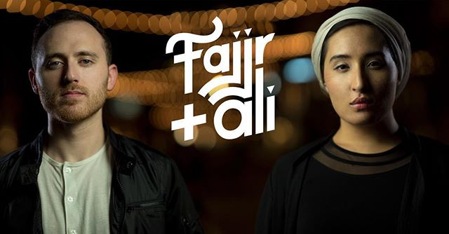 New performer announcement!  @fajjrplusali will join us Sat 5/6, 2pm at The Allentown Art Museum.  This performance is free to the public, admission to art museum is required.