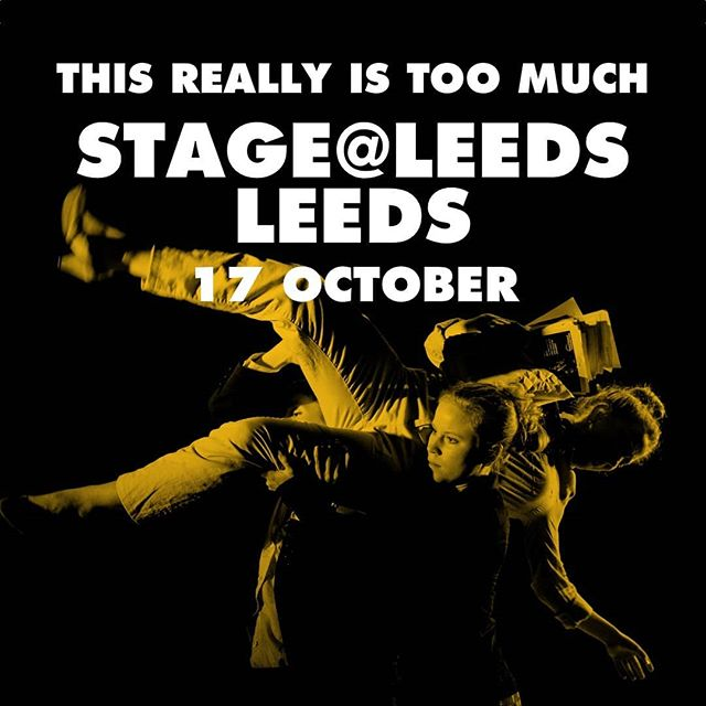 Next tour stop: #Leeds ! We're on our home turf with #thisreallyistoomuch TONIGHT and tonight only - 17 October 7.30pm at stage@Leeds at Leeds University. Come see our award-winning Edinburgh fringe hit for yourself as we smash the patriarchy one iceberg lettuce at a time.  #smashingthepatriarchy #feministperformance #leedsartist #hometurf #awardwinning #iceberglettuce #leedsuni #letsdothis #ticketsstillleft #edinburghfringe