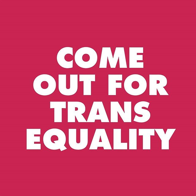 Hey! Do you know that the government is currently doing a consultation on the Gender Recognition Act?  Us Gracefools are filling it out to speak up for trans equality and you should too! Deadline is 19 October, 11pm - that's TOMORROW!! It only takes about 10 min to  fill in and the consultation could have huge impact on equality for trans/non-binary/intersex people. As allies it's super important to come out in support and have your voice heard.  Both @amnestyuk and @stonewalluk have created helpful guidelines to help you navigate the questions. Link in bio!  #comeoutfortransequality #transrights #GRA #transrightsarehumanrights #non-binary  #humanrights #genderrecognitionact #showyoursupport