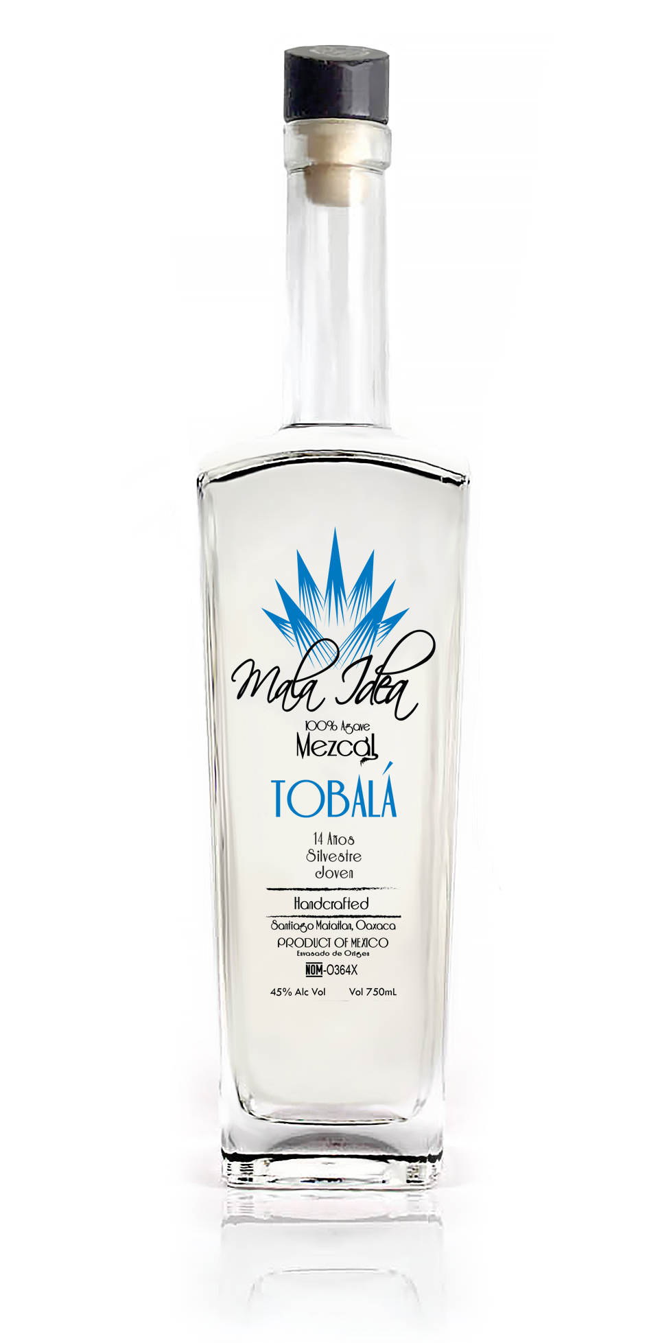 Mezcal Mala Idea Tobala 14 Years