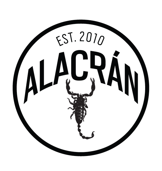 Alacran Tequila White with Black logo.png