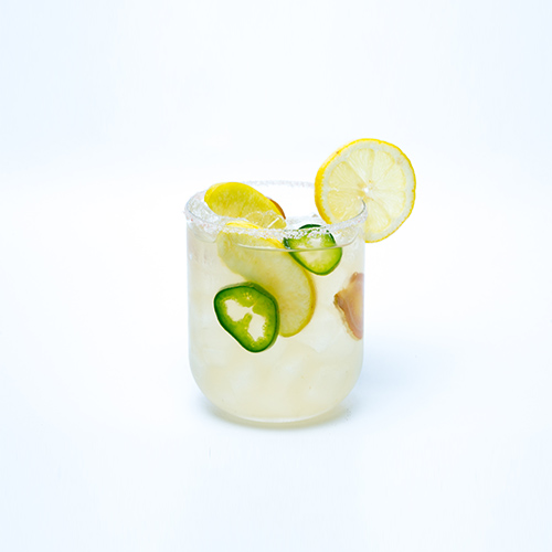 SPICY APPLE MARGARITA