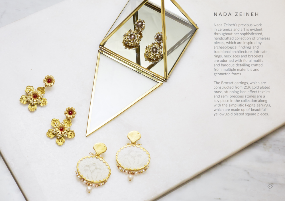 Joumanna Jewellery — RdS