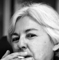Anita Raja, som visade sig stå bakom pseudonymen Elena Ferrante.