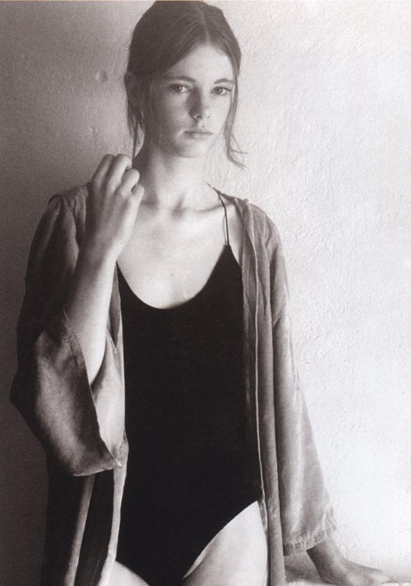 Roman Polanski var inspirerad av David Hamilton och hans bilder på prepubertala tjejer.