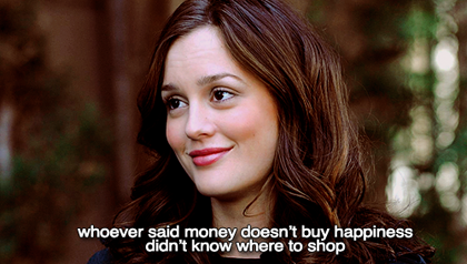 Blair Waldorf i  Gossip Girl .