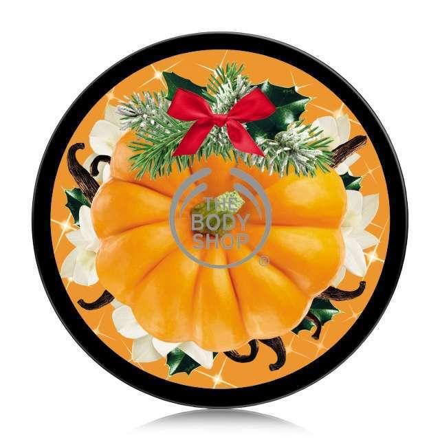 The Body Shop  Vanilla Pumpkin body butter : 185 kr