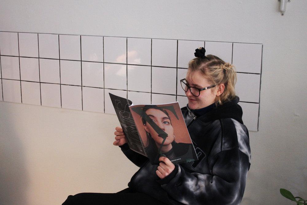 Releasefesten för SUM hölls på Jord. Foto: Lamia Karić