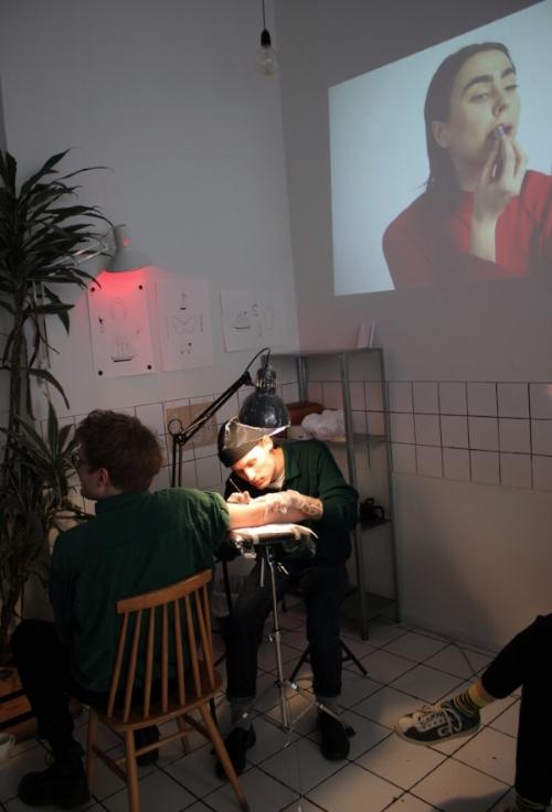 Releasefesten för SUM hölls på Jord.Foto: Lamia Karić