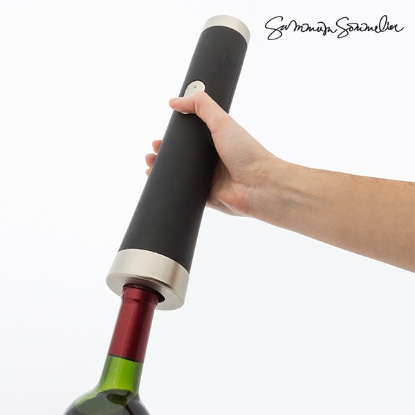 Automatisk vinöppnare – en bra att ha-grej.