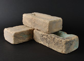 Yellow Retro Range -   New Bricks 65mm