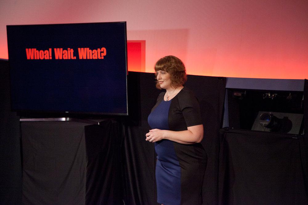 Erin Gibson - TEDxEvansville 2016