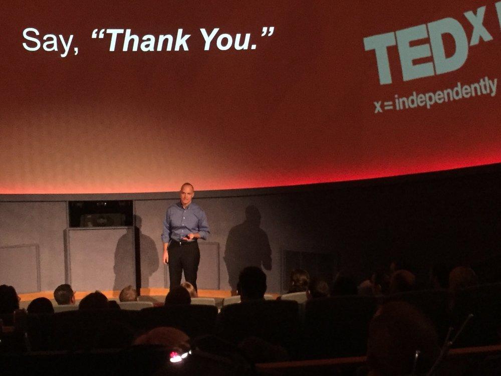 Sean Georges - TEDxEvansville 2015