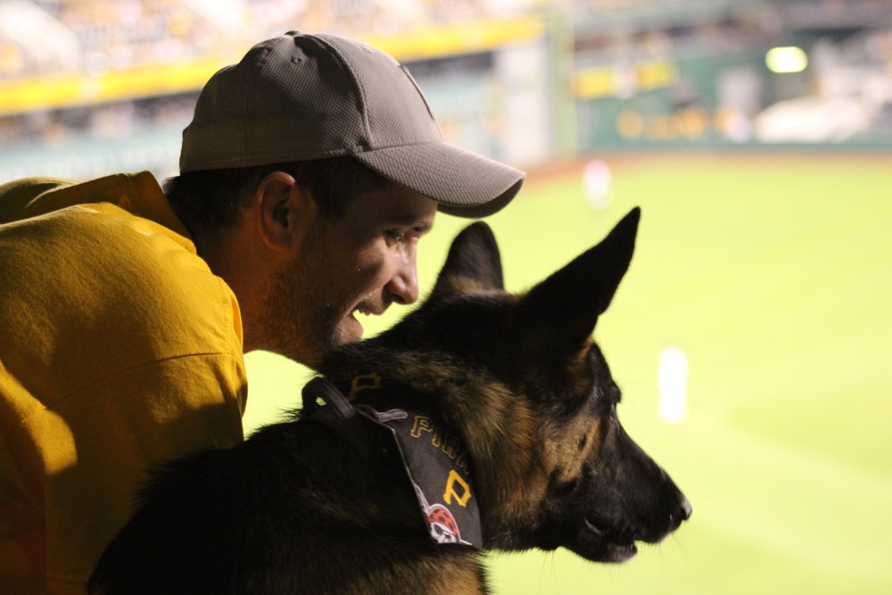 gsd at pittsburgh pirates game